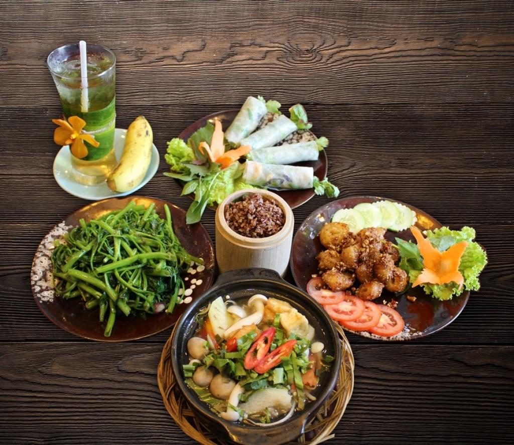 Top 7 quán chay quận 10 thanh tịnh món ăn ngon - 7