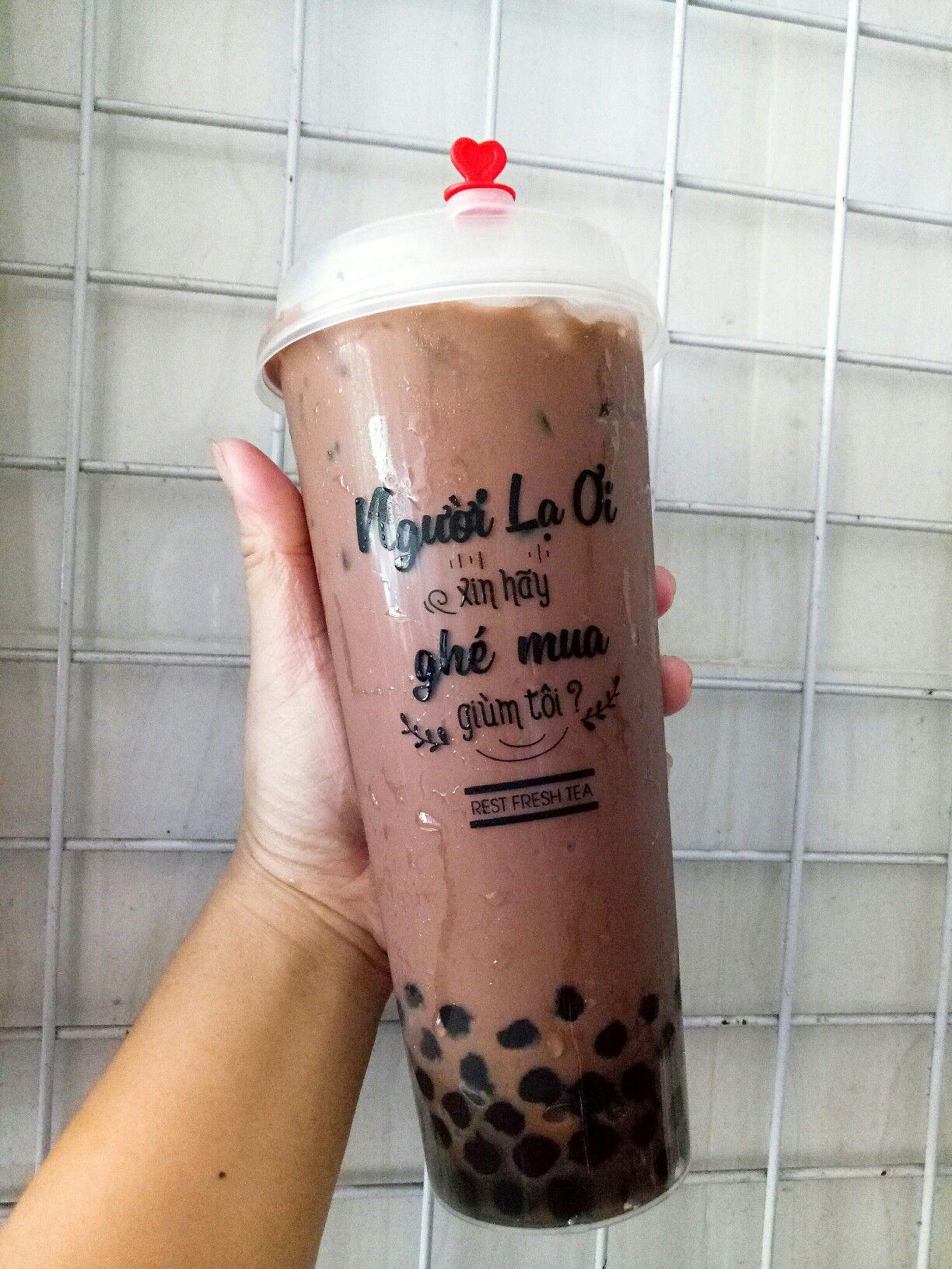 Top 10 quán trà sữa Gò Vấp view đẹp check - in cực chất 2