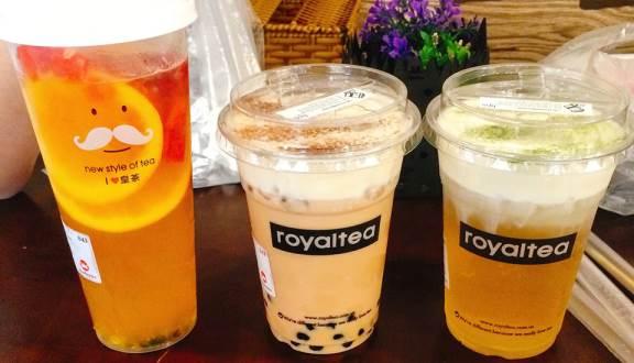 Top 10 quán trà sữa Gò Vấp view đẹp check - in cực chất 3