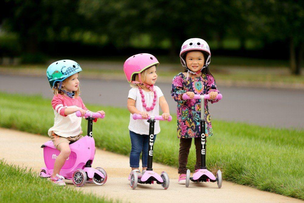 Xe trượt Scooter cho trẻ mới biết đi đến 2 tuổi