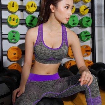 Bộ Đồ Tập Gym Nữ, Yoga, Aerobic, Thể Thao YT11