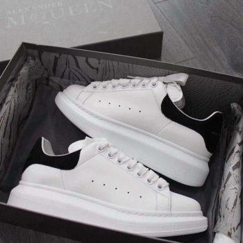 Giày Sneakers Nam Mcc Đế Xịn Gót Đen Nỉ Kiểu Dáng Hàn Quốc Bán Chạy 2020 - Hàng Nhập Khẩu
