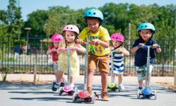 Top 5 xe trượt Scooter tốt nhất dành cho bé 2021