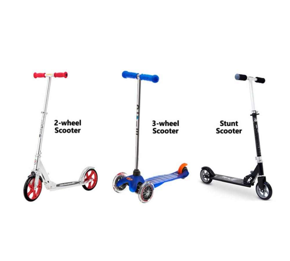 Xe Scooter 2 và 3 bánh