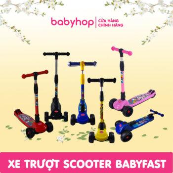 Xe trượt Scooter Babyfast