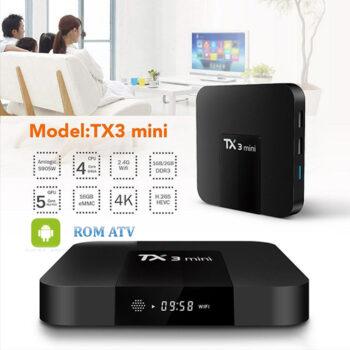 Android box Taniat Tx3 mini