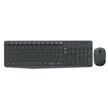 Bộ bàn phím không dây Logitech MK235