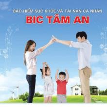Gói bảo hiểm BIC Tâm An