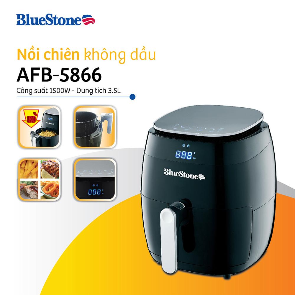 Nồi chiên không dầu BlueStone AFB-5866
