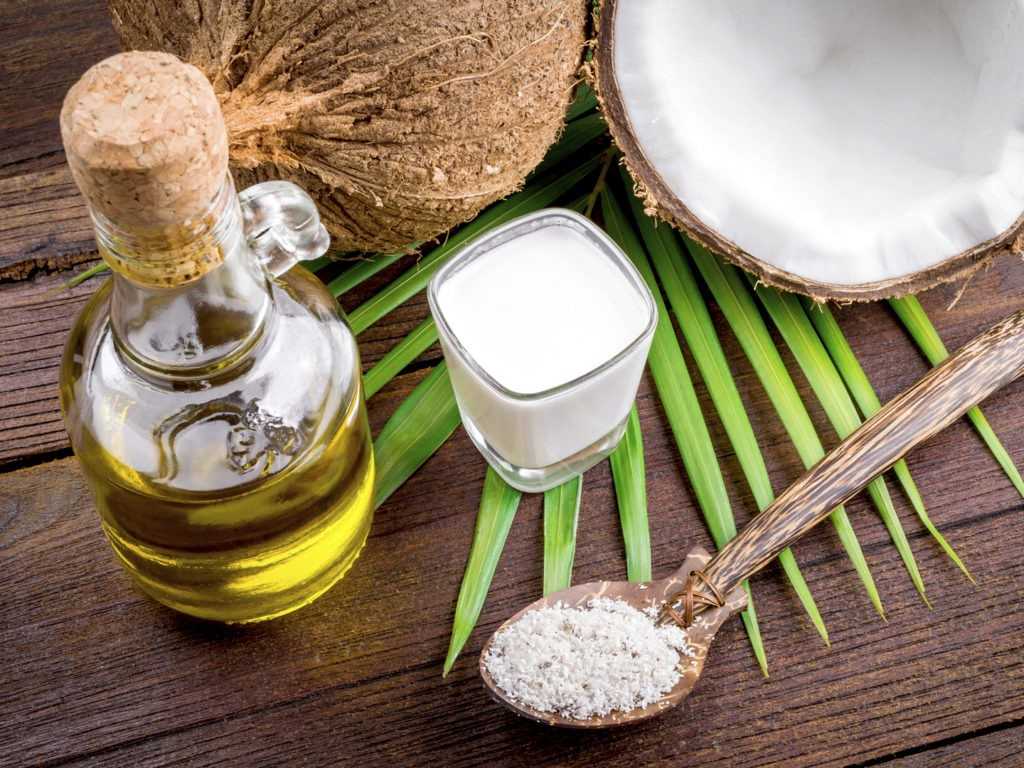 Một số lưu ý cần biết khi sử dụng dầu dừa