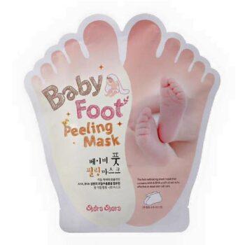 Mặt nạ dưỡng da chân Baby Foot Peeling Mask