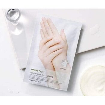 Mặt Nạ Dưỡng Da Tay Innisfree Special Care Mask Hand