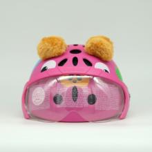 Mũ bảo hiểm XPRO120 có kính gấu hồng