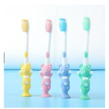 Set 04 bàn chải đánh răng hình thú xuất Nhật cho bé