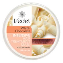 Mặt nạ ủ tóc Socola trắng suôn mượt Vedette