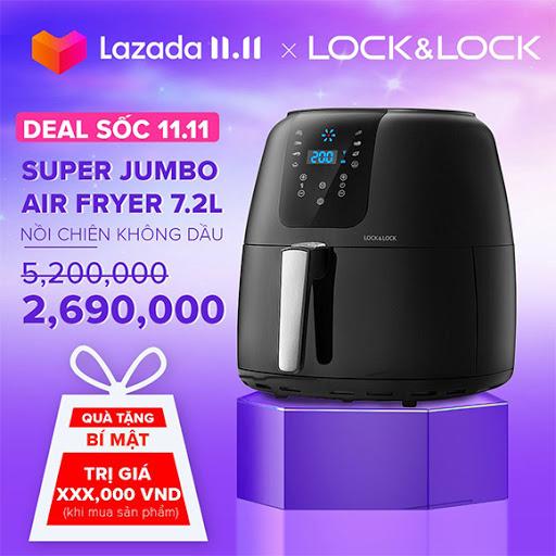 Lock&Lock sale khủng tại Lazada