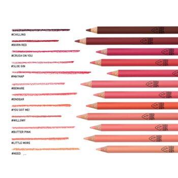 Chì Kẻ Viền Môi Drawing Lip Pen 3CE