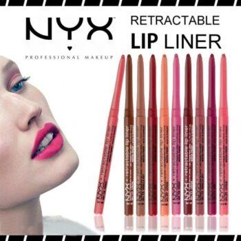 Chì Kẻ Môi NYX Retractable Lip Liner