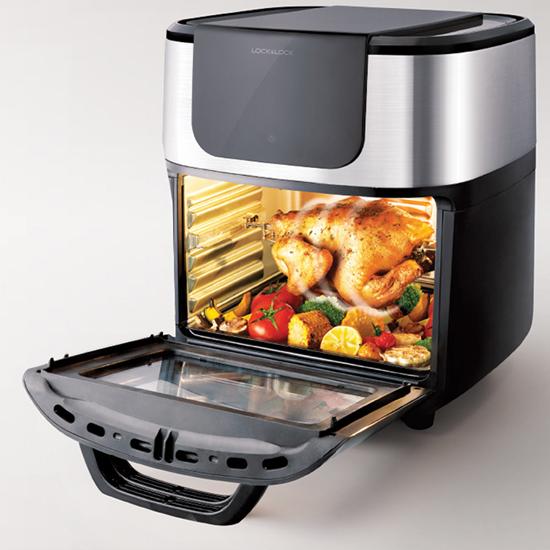 Lò nướng không khí Lock&Lock 10L Air Oven EJF691