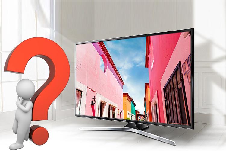 Tiêu chí khi chọn mua tivi