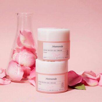 Kem Dưỡng Mamonde Rose Water Gel Cream