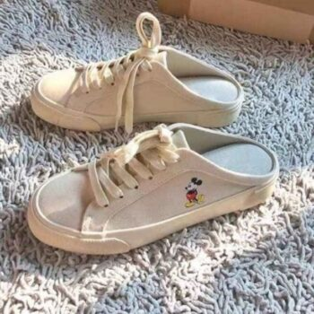 Giày đạp gót Mickey
