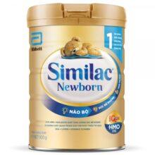 Sữa Bột Cho Bé Similac Newborn Eye-Q 1