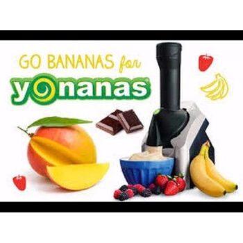 Máy làm kem từ trái cây tươi Yonanas