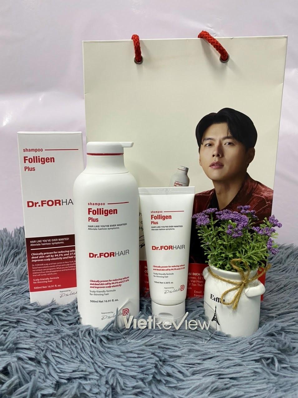 Dầu gội đầu Dr.FORHAIR có thực sự ngăn ngừa rụng tóc như quảng cáo? - 2