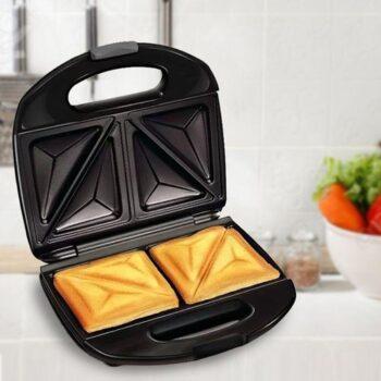 Máy nướng bánh mì tam giác