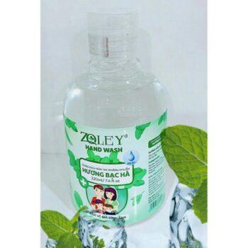 Nước rửa tay khô Zoley