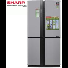 Tủ lạnh Sharp Inverter 556L SJ-FX630V-ST