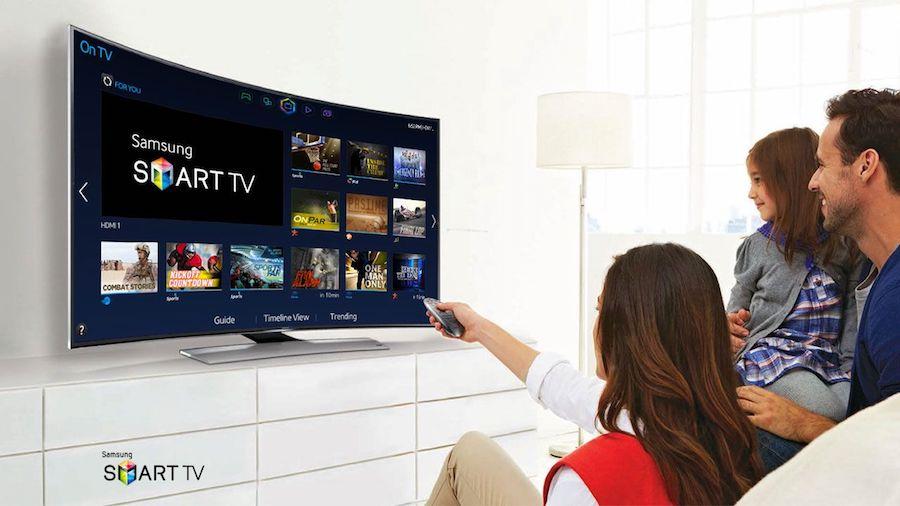 Chọn tivi màn hình cong phù hợp với số lượng người xem