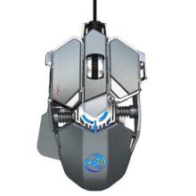 Chuột cơ gaming led RGB 6400DPI – J800 mechanical Gaming mouse