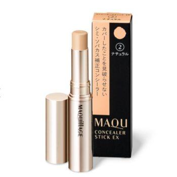 Kem che khuyết điểm Shiseido Maquillage Concealer Stick EX