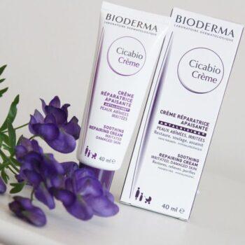 Kem Dưỡng Phục Hồi Da Tổn Thương Bioderma Cicabio Crème