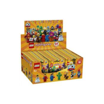 Bộ lắp ráp nhân vật số 18 LEGO MINIFIGURES 71021