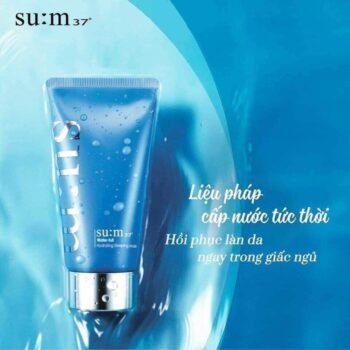 Mặt nạ ngủ Su:m 37 Water Full Hydrating Sleeping Mask