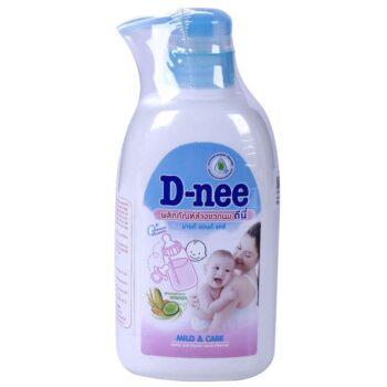 Nước rửa bình sữa D-nee Mild & Care