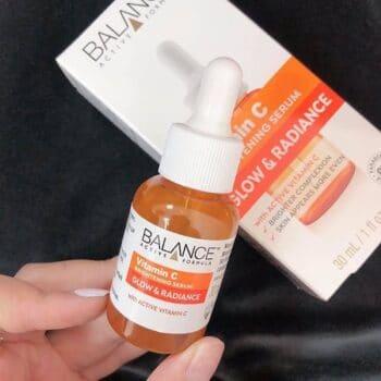 Tinh chất Balance Active Formula Vitamin C Brightening Serum