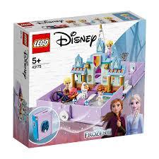 Mô hình đồ chơi LEGO DISNEY PRINCESS – Câu Chuyện Phiêu Lưu Của Anna và Elsa