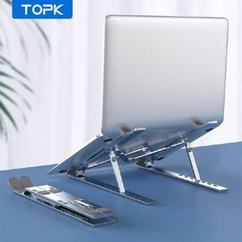 Giá đỡ tản nhiệt TOPK L40 dành cho laptop văn phòng