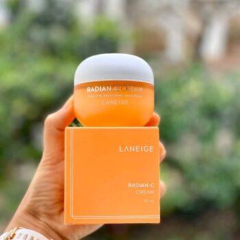 Kem dưỡng trắng da Laneige Radian C cream
