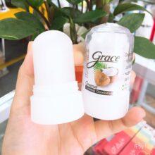 Lăn khử mùi đá khoáng Thái Lan Grace