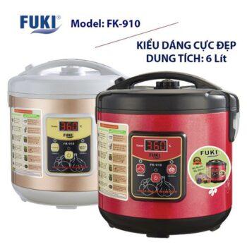 Máy làm tỏi đen Nhật Bản Fuki 6L FK-911