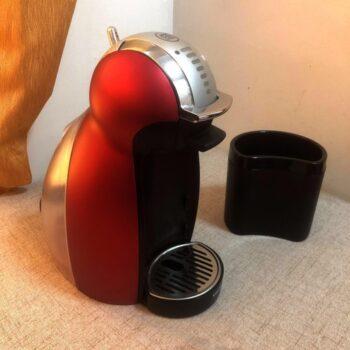 Máy pha cà phê viên nén Nescafe Dolce Gusto – Genio 2 Red Metal