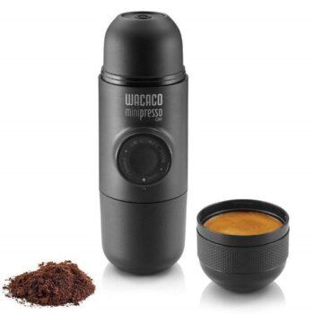 Máy pha Cafe cầm tay Wacaco Minipresso GR