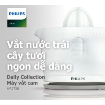 Máy vắt cam Philips HR-2738