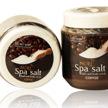 Muối Tắm Spa Mori Cà Phê Mori Spa Salt – Coffee
