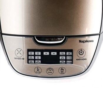 Nồi cơm điện cao tần Nagakawa NAG0102